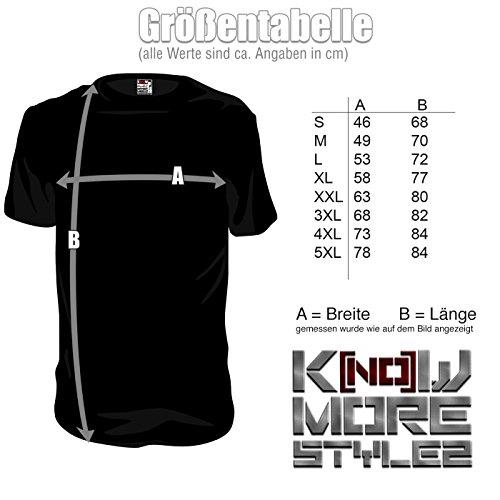 """NEON T-Shirt """"JGA HANGOVER"""" Wolfsrudel Alan Junggesellenabschied Party Hochzeit Neonpink"""