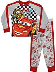 Disney Cars - Ensemble De Pyjamas - Lightning McQueen - Garçon