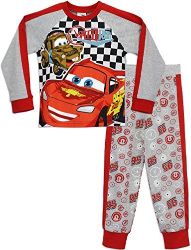 Disney Cars Jungen Lightning McQueen Schlafanzug 116