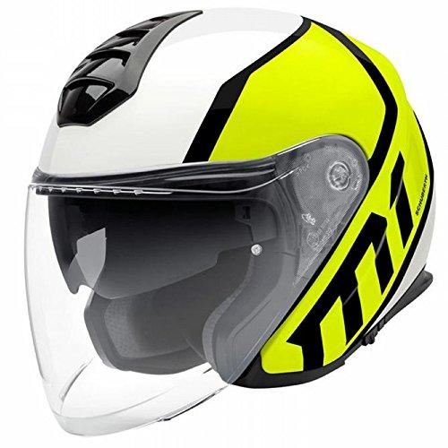 Preisvergleich Produktbild Vorbestellung 2017 Schuberth M1 Flux gelb Motorradhelm