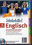 Sch�lerhilfe ~ Englisch ~ Klasse 8 ~ Die interaktive Lernsoftware f�r bessere Zeugnisnoten! ~ Abgestimmt auf die Lehrpl�ne aller Bundesl�nder Bild