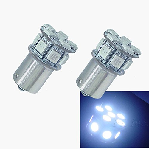 PA 2 x 13-5050SMD LED 24 V Truck voyant Blanc 1156 BA15S Couleur