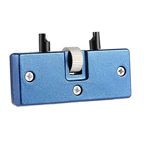 MMOBIEL Uhren Deckel Öffner Watch Gehäuse Opener Werkzeug Justierbar Uhrenmacher Schlüsselwerkzeug Deckel-case