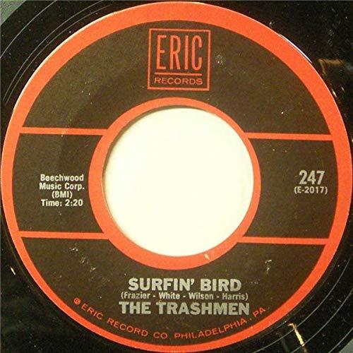 Surfin' Bird / Liar, Liar [Vinyl Single 7''] -