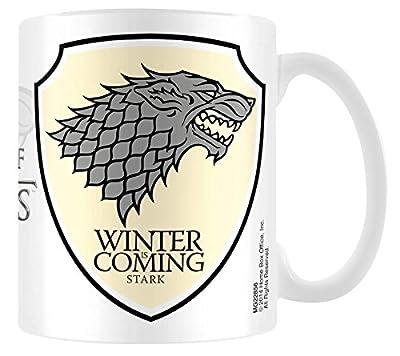 Game Of Thrones House Stark Mug