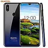 """OUKITEL C15 Pro 6.088""""19: 9 Schermo 2.4G / 5G WiFi Android 9.0 Smartphone 2GB 16GB MT6761 Quad-Core 2.0 GHz 4G LTE 3200 mAh Batteria Doppia fotocamera posteriore Fingerprint Mobile Phone (Twilight)"""