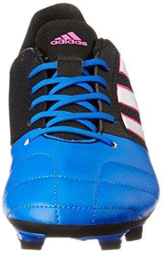 adidas Herren Ace 17.4 Fxg Futsalschuhe Schwarz (Core Black/footwear White/blue)