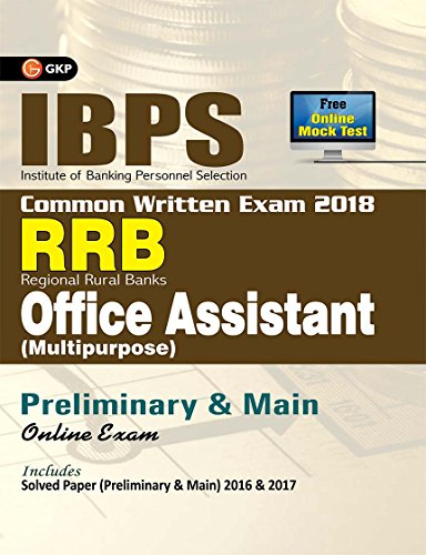 IBPS RRB-CWE Office Assistant (Multipurpose) Preliminary and Main Guide