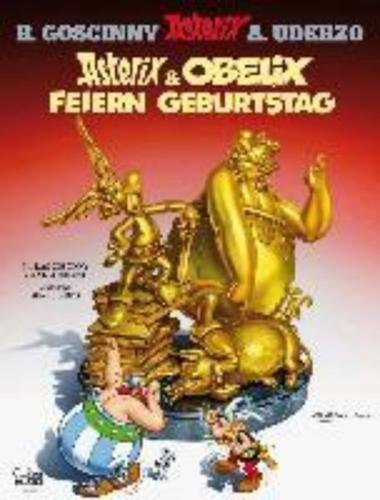 Asterix in German: Asterix 50 por Albert Uderzo
