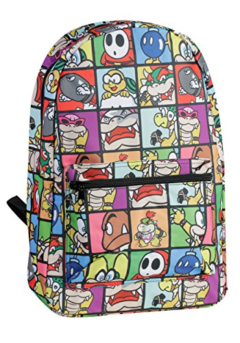 Mario Brothers Backpack Standard