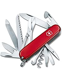 Victorinox Ranger Imprint Red Swiss Army Knife (1.3763.71)