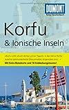 DuMont Reise-Taschenbuch Reiseführer Korfu & Ionische Inseln - Klaus Bötig