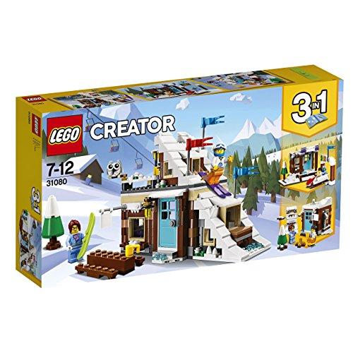 LEGO 31080 Creator Modular Winter Vacation