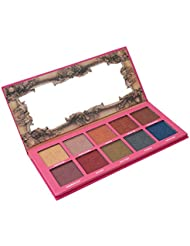 VWH Eyeshadow Palette 10 Colors Matte Makeup Palette Shimmer Cosmetic Eye Shadows
