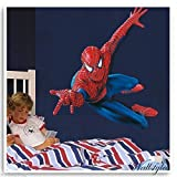 Amazing Spiderman Kids Wall Sticker Vinyl Large Art Decal Perfect as a gift by tellMeo
