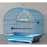 Pets Empire Buttercup Bird Cage For Finch Canary Budgie Etc. - Small Bird Cage -30 * 23 * 39cm Color May Vary