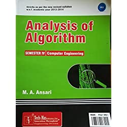 Analysis of Algorithm Techmax