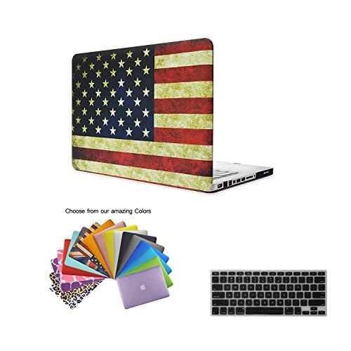 MacBook Pro 13 Shell Case, TECOOL [Ultra Sottile Serie] Plastica