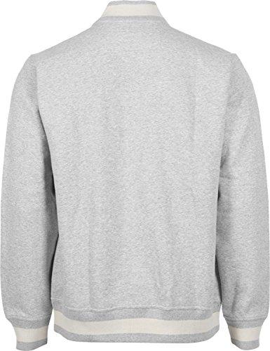 Adidas Varsity Jacke Grau Meliert