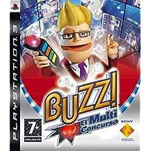 Sony Buzz!: El Multiconcurso - PS3 PlayStation 3 vídeo - Juego (PlayStation 3, Ingenio, T (Teen), Relentless Software)