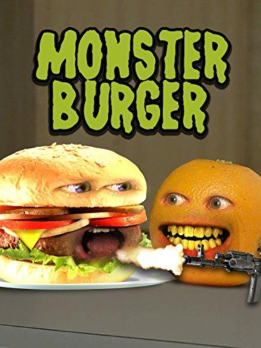 Image of Annoying Orange - Monster Burger