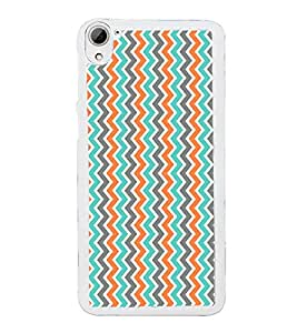ifasho Designer Phone Back Case Cover HTC Desire 826 :: HTC Desire 826 Dual Sim ( Staircase Love Story )