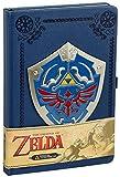 The Legend Of Zelda Metal Shield Cahier multicolore