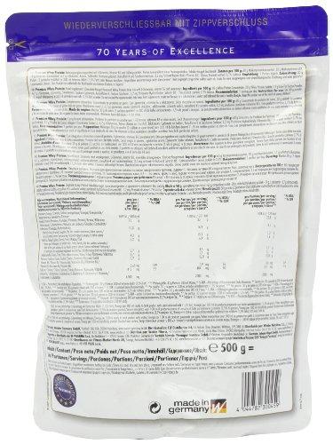 Weider Nutrition Premium Whey choc Nougat - 500g -
