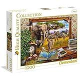 Clementoni - Puzzle de 1000 piezas, High Quality, diseño Come To Life (392964)