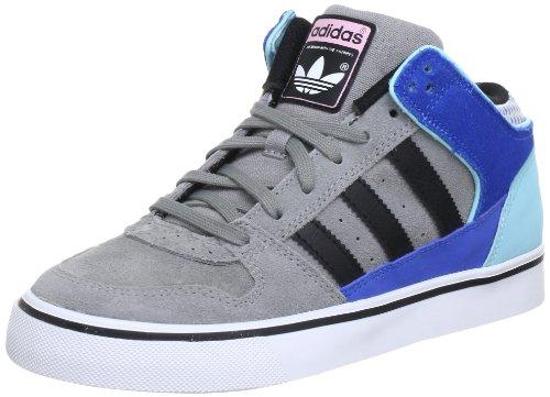 adidas Originals Culver Mid, Baskets Basses homme Gris (Grey Rock S12/Black 1)