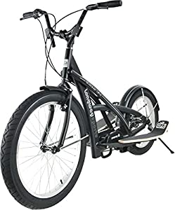 TE-Sports Fitness Streetstepper Stepperbike Crosstrainer Fahrrad Bike 8-Gang...