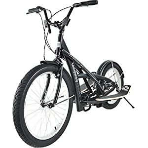 513VtV6fq7L. SS300  - Te-Sports Fitness Wipprad Rocker Scooter Stepper cross Trainer Bicycle 7-speed Shimano Grip Shift Circuit Black