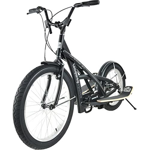 513VtV6fq7L. SS500  - Te-Sports Fitness Wipprad Rocker Scooter Stepper cross Trainer Bicycle 7-speed Shimano Grip Shift Circuit Black