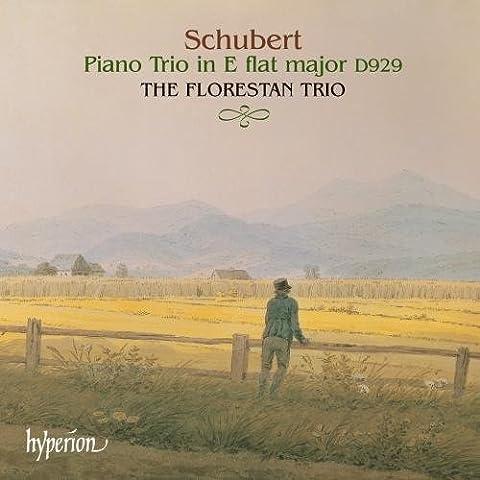 Schubert : Piano trio in E flat major, D929
