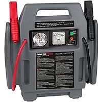 Powerstation 4-in-1 Pannenhilfe Auto Starthilfe 500 mA Kompressor Stromgenerator