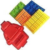 suchergebnis auf f r lego backformen backen k che haushalt wohnen. Black Bedroom Furniture Sets. Home Design Ideas