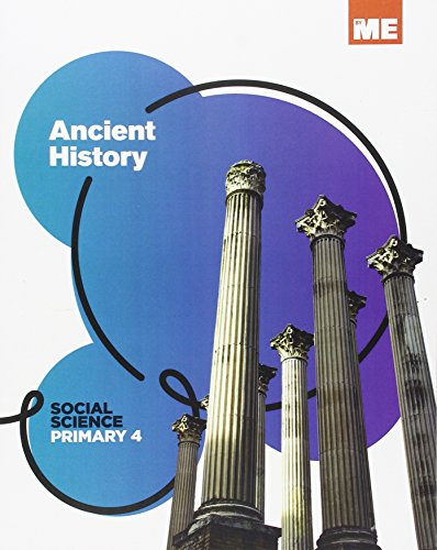 Social Science Modular 4 Ancient History (CC. Sociales Nivel 4) - 9788416483167