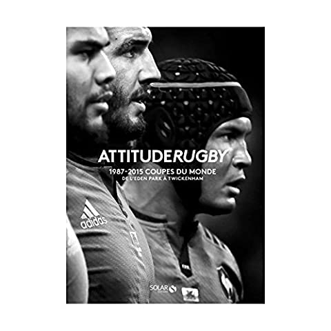 Book – Rugby Attitude, 1987-2015 Cuts of the World