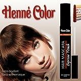 HennÉ Color : Goldenbrown (Goldkastanie) Haar - Mascara (15 ml)