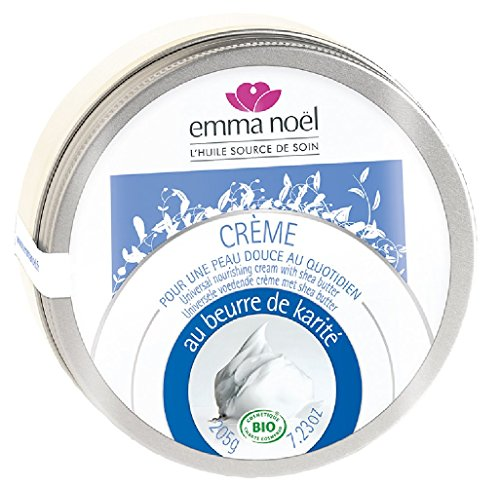 emma noël Crème au Beurre de Karité Cosmébio 205 g