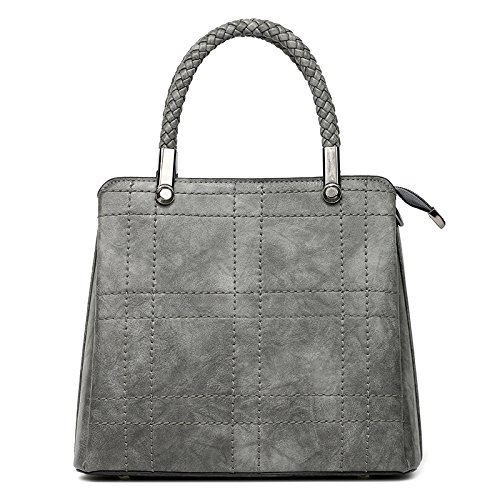 TSLX Fashion Bag Damen Tasche Neue All-Match Einfache gray