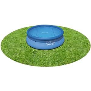 b che bulles intex ronde pour piscine 3 05 m cuisine maison. Black Bedroom Furniture Sets. Home Design Ideas