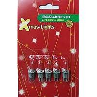 Ersatzlampen Weihnachtsbeleuchtung.Suchergebnis Auf Amazon De Für Ersatzlampen Für Lichterketten