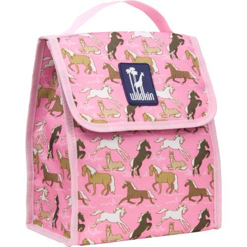wildkin-bambini-rosa-cavalli-sacchetto-del-pranzo-multi-colore