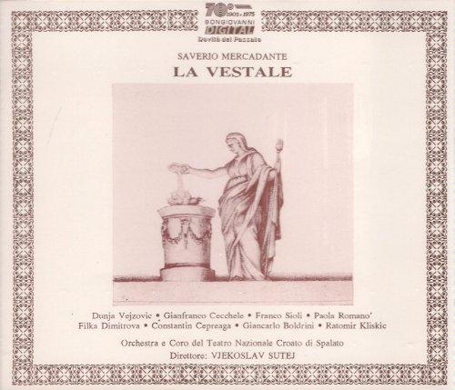 La Vestale [Import anglais]