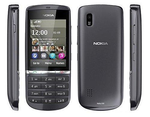 nokia-asha-300-telefono-cellulare-movistar-sbloccato-61-mm-24-320-x-240-pixel-lcd-microsd-transflash