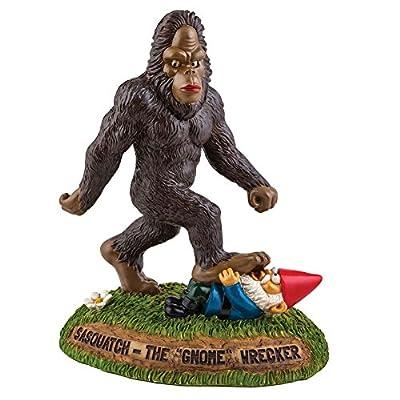 BigMouth Inc Bigfoot der Gnome Wrecker Garten Statue von Big Mouth Inc. auf Du und dein Garten