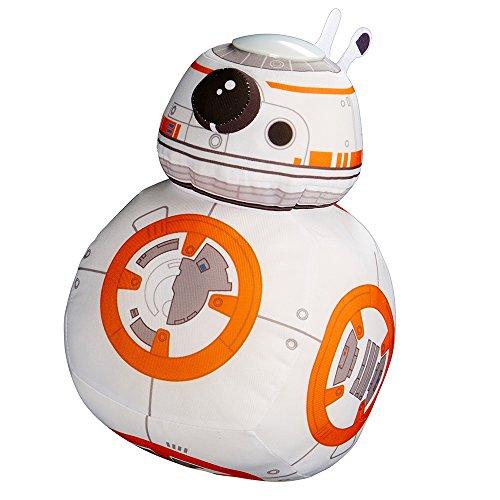 Star Wars Nachtlicht - Nachtlampe - Plüschfigur mit Nachtlicht - Spielzeug Star Wars - GoGlow Pal mit Modellauswahl (BB-8)