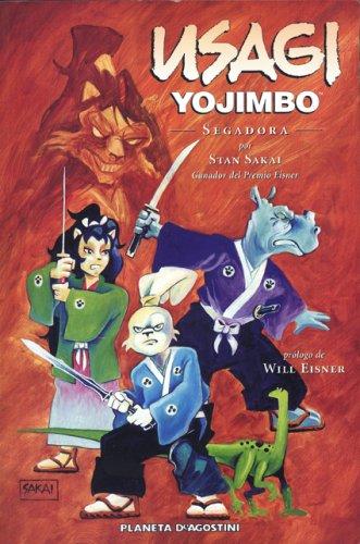 Usagi Yojimbo Vol. 5: Segadora: Usagi Yojimbo Vol. 5: Grasscutter (Usagi Yojimbo (Spanish)) por Stan Sakai