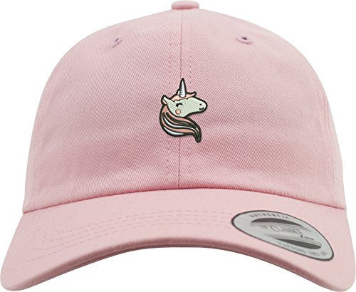 Mister Tee Unicorn Dad Cap Kappe, Pink, One Size